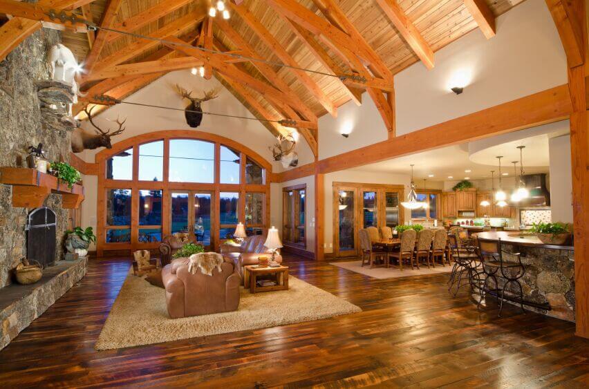 Tremendous Concrete House Plans Vaulted Ceilings Concrete Free Printable Largest Home Design Picture Inspirations Pitcheantrous
