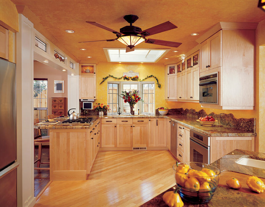 Kitchen Lighting Ideas FANTASTIC PICTURES - Large kitchen pendants