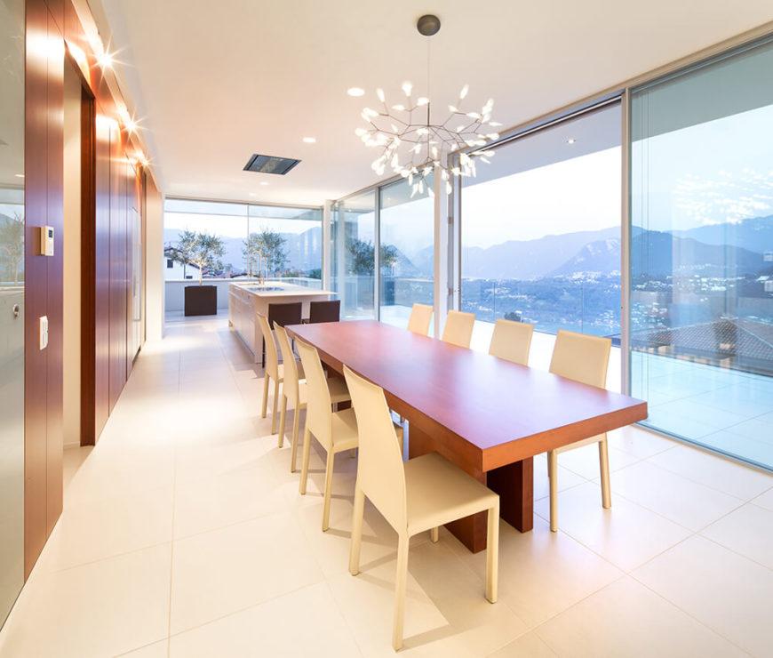 Fantastical Villa Lombardo Project By Philipp Architekten