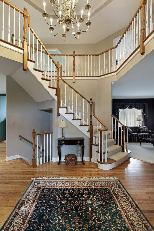 Elegant Foyer Chandelier : Elegant foyers with spectacular chandeliers images