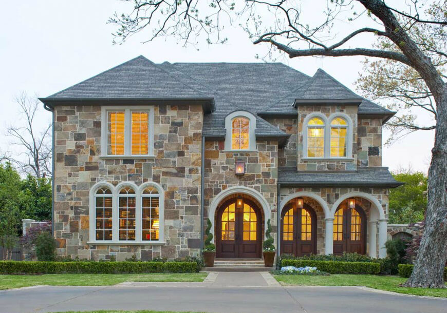Super 41 Marvelous Examples Of Home Exterior Ideas Pictures Largest Home Design Picture Inspirations Pitcheantrous