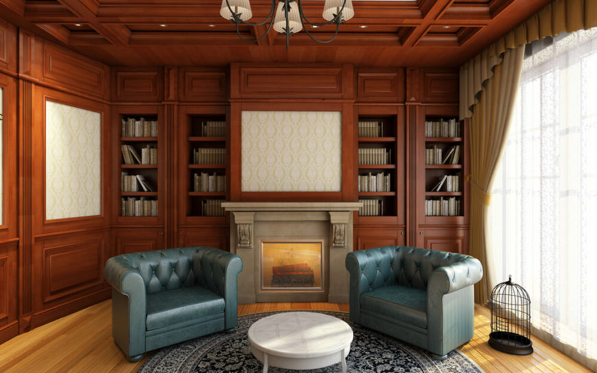 Prime 28 Breathtaking Home Library Designs Pictures Largest Home Design Picture Inspirations Pitcheantrous