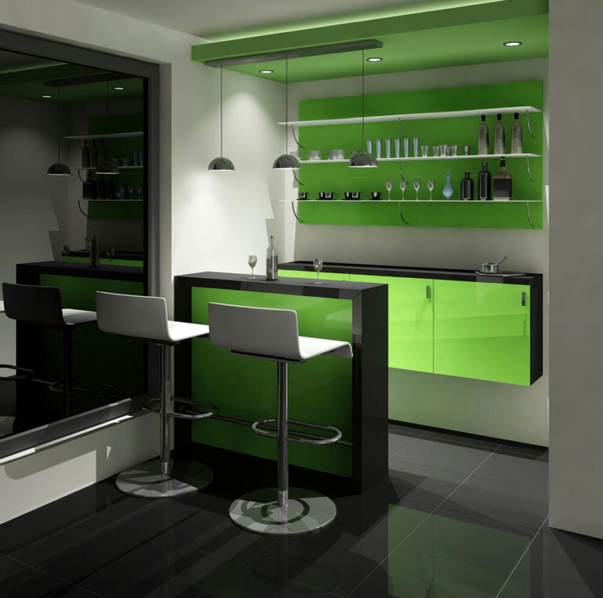 Home Bar Construction: 37 Incredible Home Bar Designs (Wet And Dry