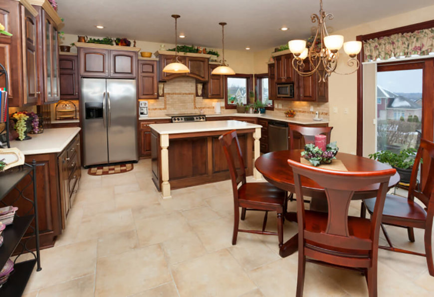25 of our very best traditional kitchen designs fantastic for Traditional kitchen meaning