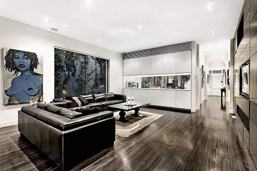 Riveting Park Street Home By Architecton