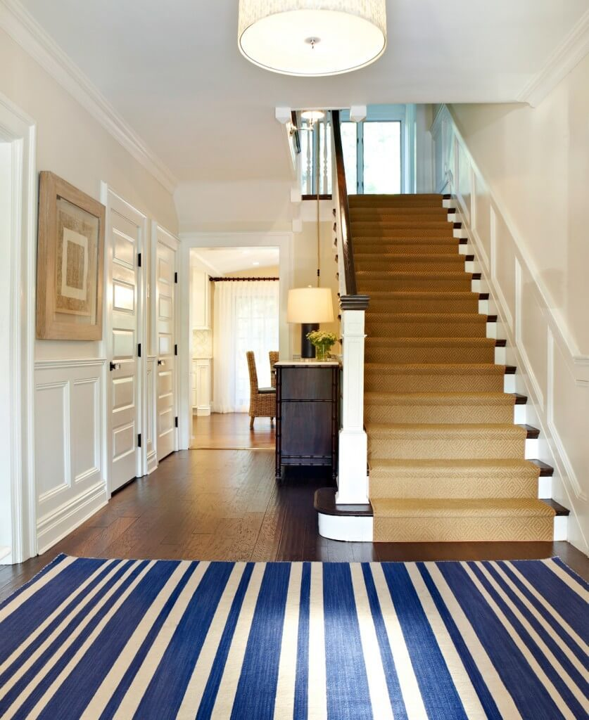 Foyer Wall Paint Ideas : 33 gorgeous foyers with wainscoting