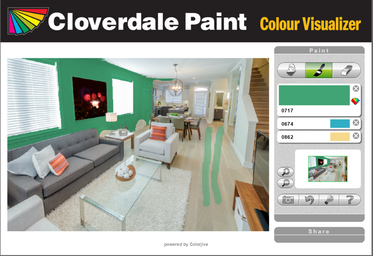 The best free virtual paint color software online 5 options - Free virtual exterior house painter ...