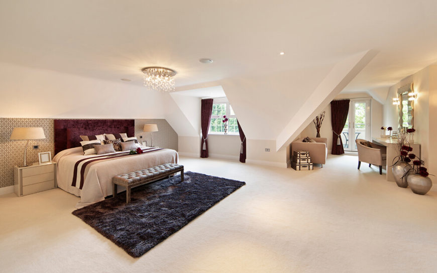 Swell 30 Stunning Bedrooms With Stylish Desks Or Office Spaces Largest Home Design Picture Inspirations Pitcheantrous