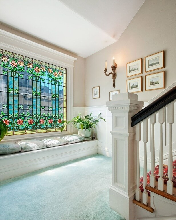 Remarkable 40 Rooms With Remarkable Stained Glass Windows Largest Home Design Picture Inspirations Pitcheantrous