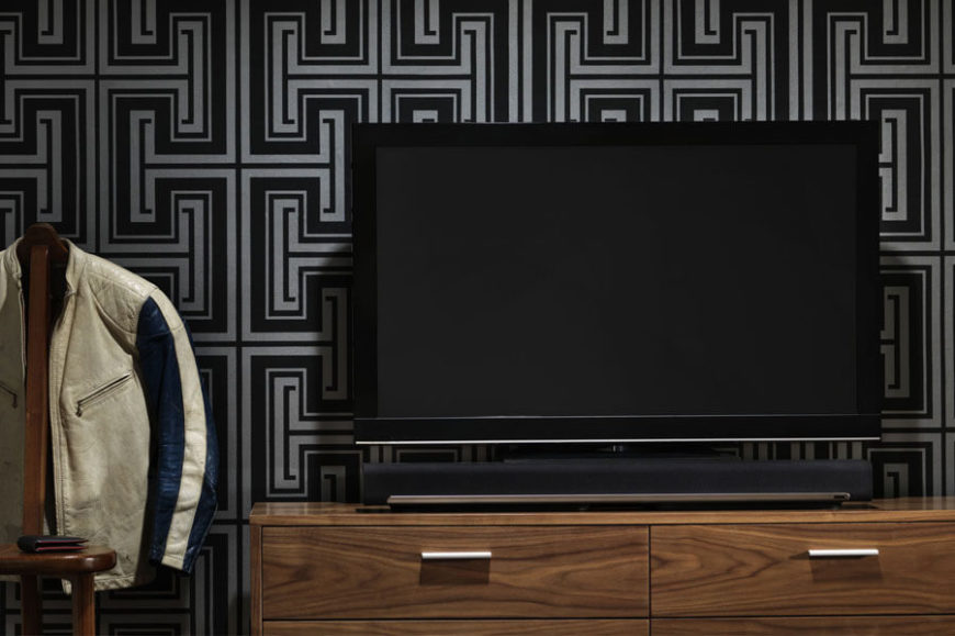 The Sonos is a smart soundbar that uses wifi to become a modular speaker system, allowing you to add a subwoofer and pair of satellites for true surround sound. But more than this, it can be completely controlled via a free app on your smartphone or tablet. It's this connectivity that defines smart entertainment devices more than anything.