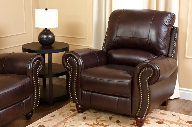 Man Cave Leather Furniture : Best man cave chairs