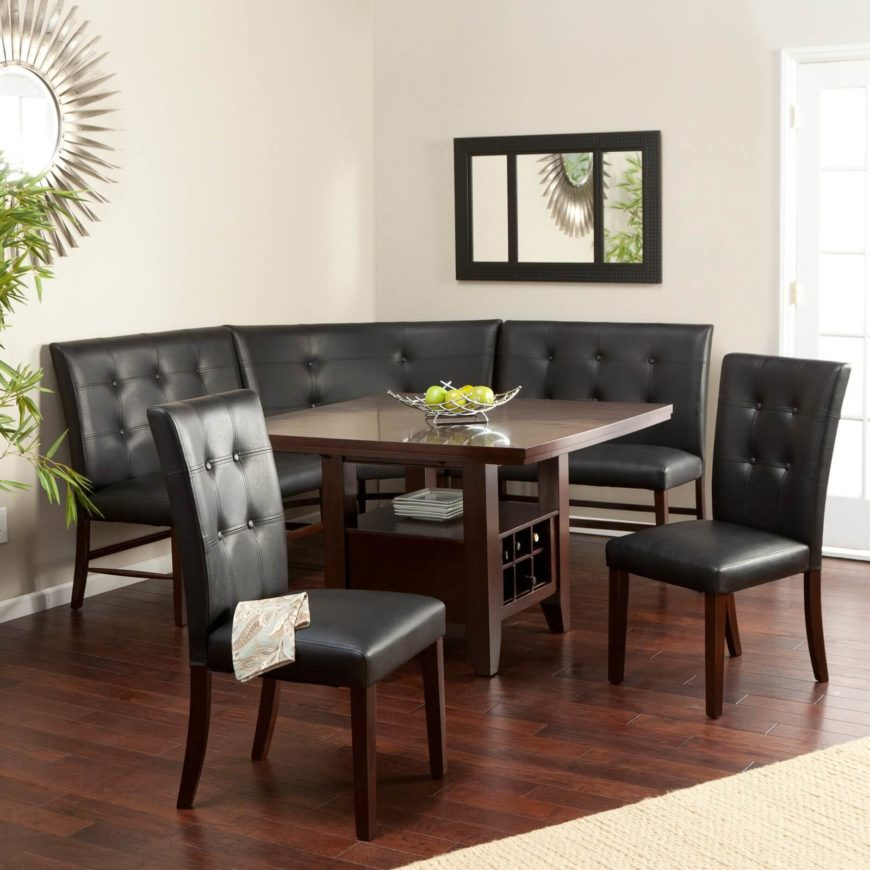 Charmant Weu0027ve Reached One Of The More Elaborate Corner Dining Sets In Our Collection ,