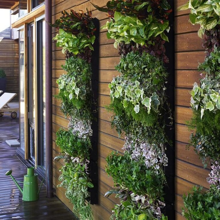 50 Awesome Vertical Garden Ideas (PHOTOS