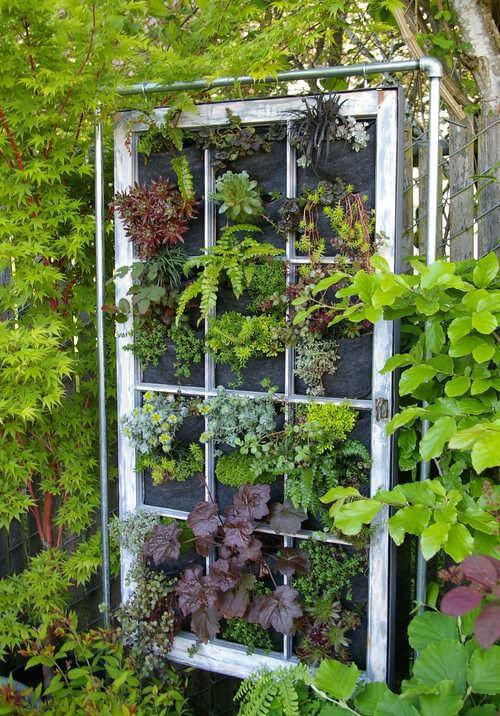 50 Awesome Vertical Garden Ideas Photos