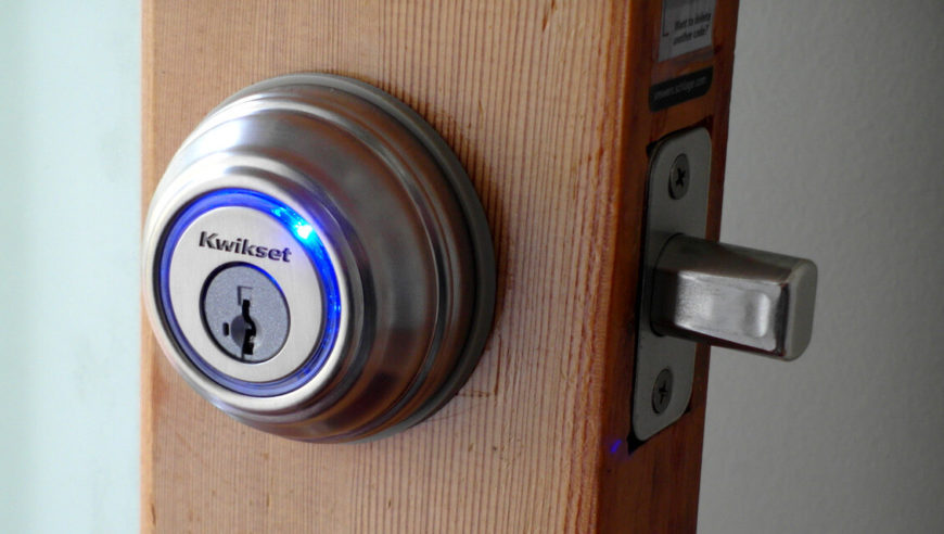 Bon Smart Home Door Locks.