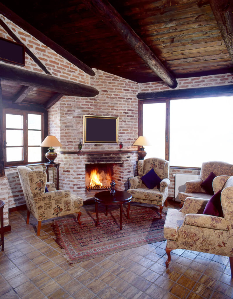Rustic Living Room: 25 Sublime Rustic Living Room Design Ideas