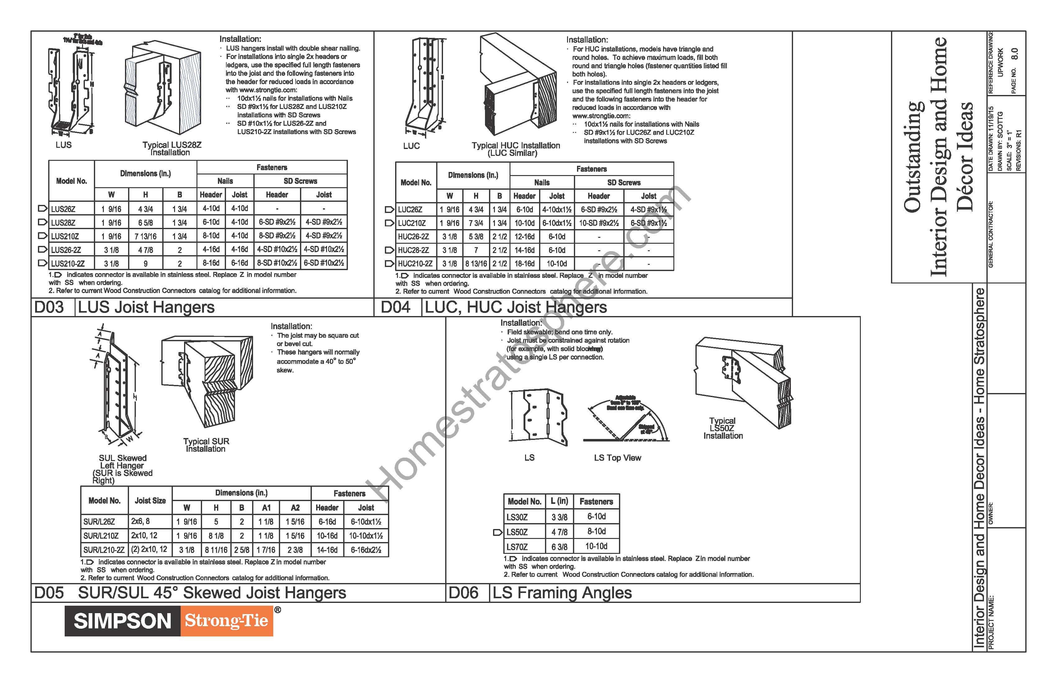 Free Ground Flat Deck Plan With Pdf Blueprint Download