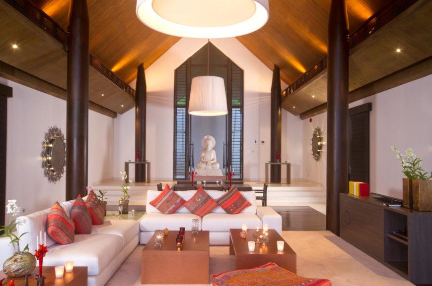 asian living room decor.  14 Stunning Asian Living Room Ideas
