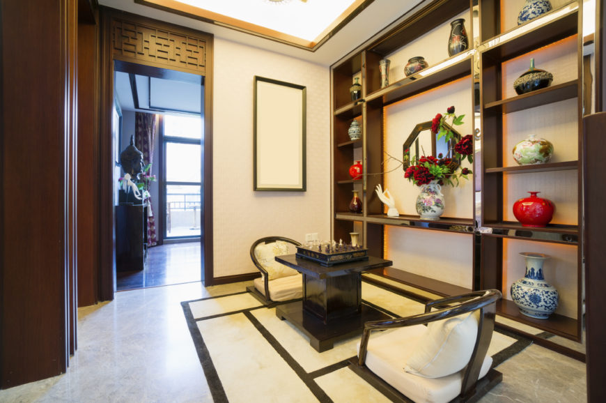 asian living room ideas. This is a prime example of the simplicity and beauty that asian design can  bring to 14 Stunning Asian Living Room Ideas