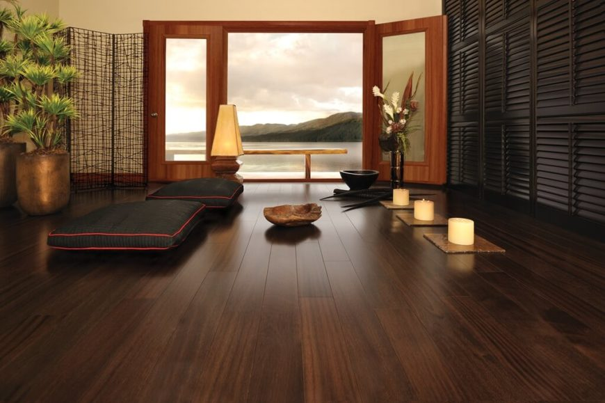 asian living room decor. A very sleek and zen take on an Asian style living room  This kind of 14 Stunning Living Room Ideas