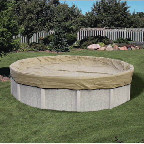 18 fantastic swimming pool covers for Above ground swimming pool cover