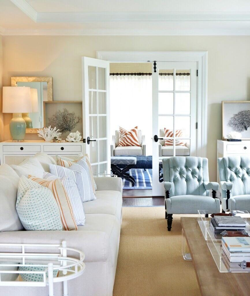Colorful Cottage Rooms: 23 Spectacular Cottage Living Room Ideas