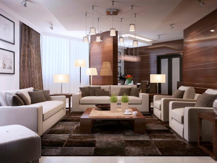 Rooms: 28 Wonderful Living Room Color Ideas