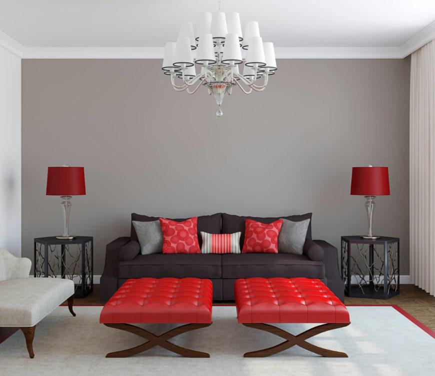 28 Wonderful Living Room Color Ideas