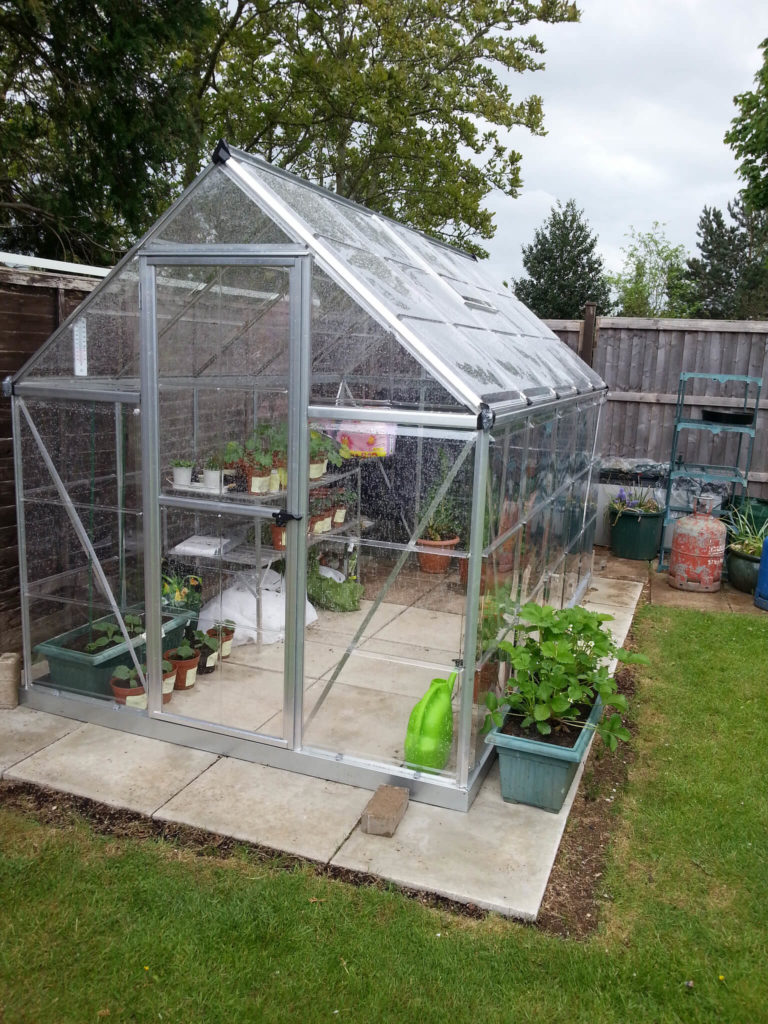 Small Greenhouse Ideas