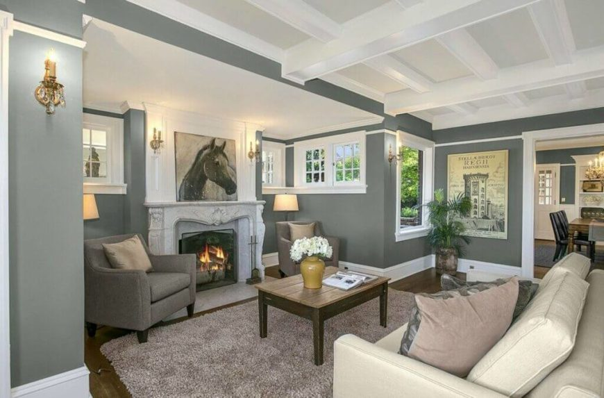 40 Bright Living Room Lighting Ideas