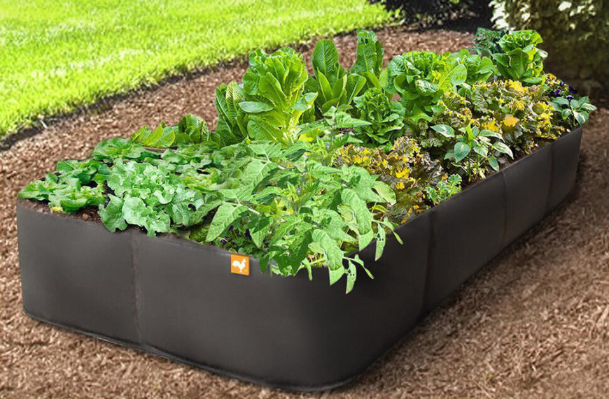 A Garden With Soft Sides Like This Can Be Easily Folded And Stored When You  No