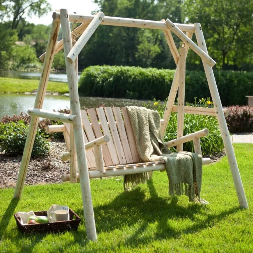 35 swingin 39 backyard swing ideas - Backyard swing plans photos ...