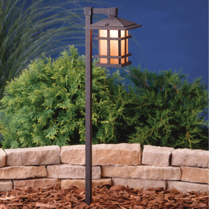chic garden lighting ideas | 29 Fantastic Garden Lighting Ideas