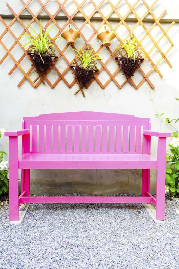 39 Backyard Bench Ideas to Take a Load Off