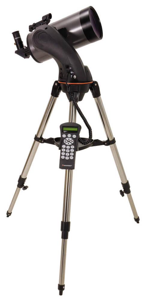 Here is a decent telescope that would be perfect for the occasional star gazer. This powerful device lets you stare deep into the starry abyss. The light from those stars took thousands of years to get to us, it only makes sense to enjoy them.