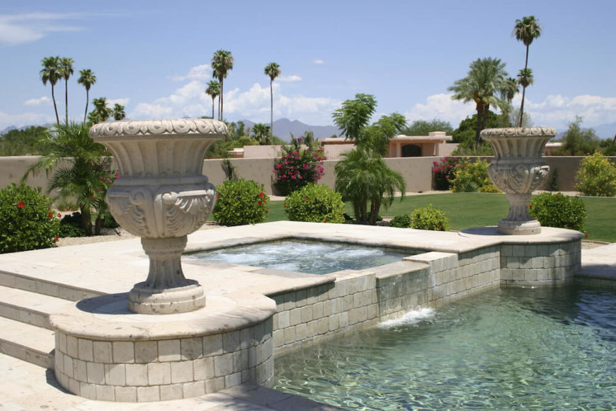 30 Spectacular Backyard Palm Tree Ideas on Palm Tree Backyard Ideas id=95720