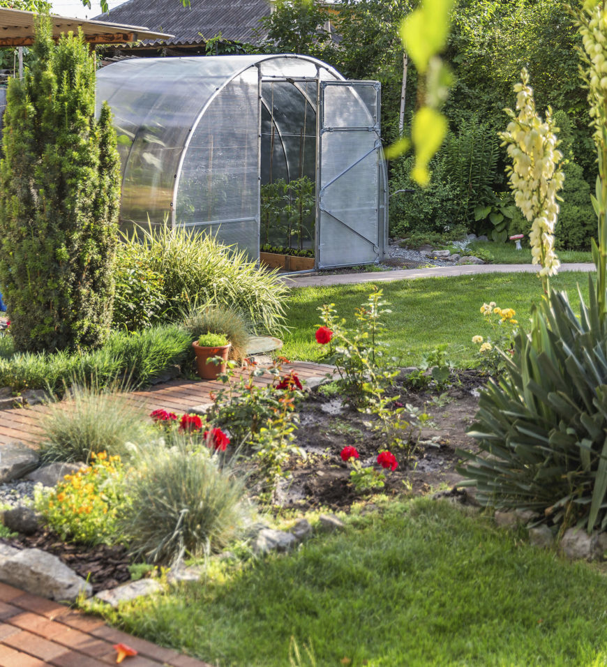 By Utilizing A Variety Of Plants, Your Small Garden Will Have Great Depth  And Texture