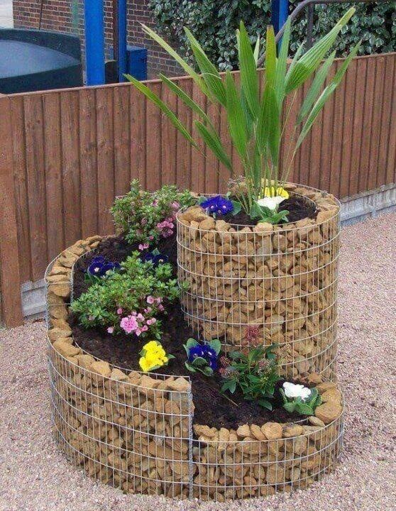 With Small Gardens You May Choose To Use Small Planters. These Planters Can  Be Creative
