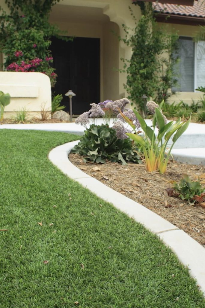 Astroturf Gives A Neat, Clean, And Well Maintained Feel To Your Yard. This